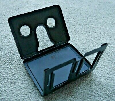 £27.95 • Buy ANTIQUE CAMERASCOPE 3D STEREOSCOPE FOLDING CARD VIEWER 1920's RARE VINTAGE  I892