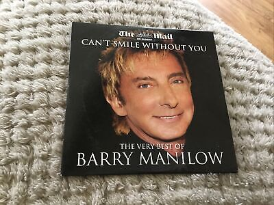 BARRY MANILOW CD Album The Very Best Of 12 Tracks • 1.25£