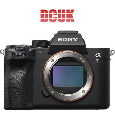 $ CDN4400.35 • Buy Sony A7R IV A7RIV 61MP Full Frame Mirrorless Camera - 3 Year UK/EU Warranty