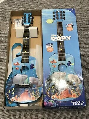 FIRST ACT Disney Pixar Children's Acoustic Junior Guitar Finding Dory • 15£