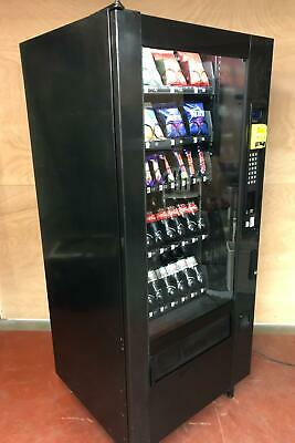 £1300 • Buy Snack & Bottle 32 Selection Combination Vending Machine With Card System Fiited