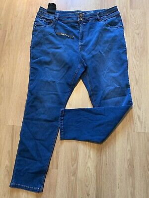 Womens Simply Be Shape And Sculpt Skinny Jeans Size 24 Bnwt • 5£