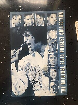 Book The Original Elvis Presley Collection Comes With Certificate Of Authenticit • 9£