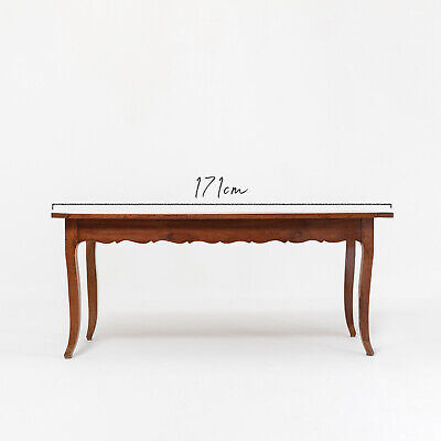 £695 • Buy 19th Century French Cherry Dining Table With Cabriole Legs