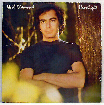 Neil Diamond - Heartlight - 1982 Vinyl LP CBS 25073 • 9.99£