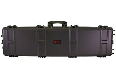 £89.99 • Buy Nuprol XL Weapon Hard Case With Foam (Wave) Ideal For Airsoft - Black Or Green