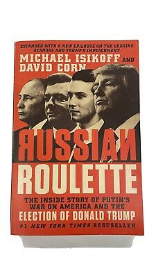 Russian Roulette By Michael Isikoff, David Corn • 3£