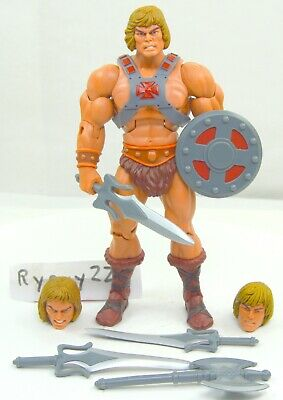 $285 • Buy MOTUC, He-Man, Figure, Masters Of The Universe Classics, Complete, Ultimates