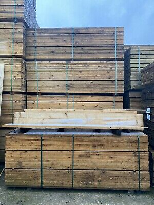 £14.40 • Buy •new• Scaffold Boards/ Planks - 2.4m - Untreated