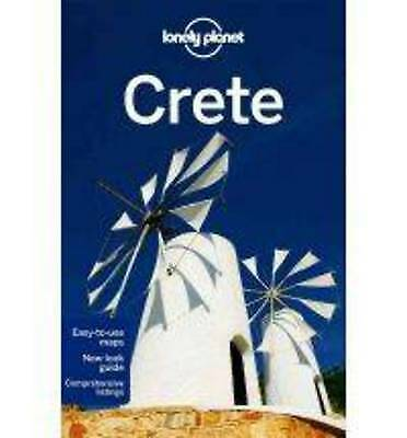 Crete (Lonely Planet Country & Regional Guides) (Travel Guide) Andrea Schulte-Pe • 2.99£