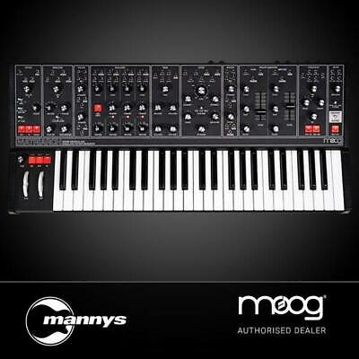 AU3999 • Buy Moog Matriarch Semi-Modular Patchable 4-Note Paraphonic Analogue Synthesiser (Da