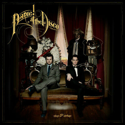 £21.71 • Buy Panic At The Disco - Vices & Virtues LP - SEALED RECORD - NEW Vinyl Album