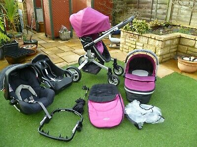 Graco Symbio Complete Travel System Imaculate Condition • 95£
