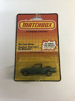 $10 • Buy Matchbox 1985 BMW 323i Cabriolet Convertible MB 39 1:58 New On Card