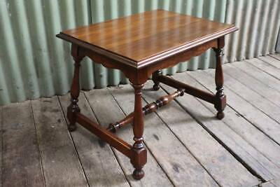 AU195 • Buy An Arts & Crafts Blackwood Occasional Table