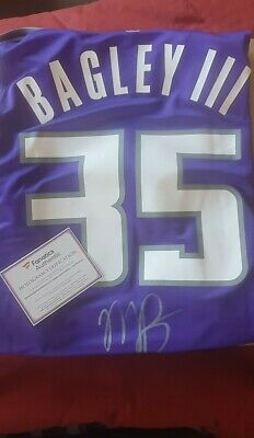 AU130 • Buy Marvin Bagley III Signed Jersey