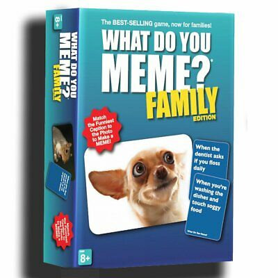AU36 • Buy What Do You Meme? Family Edition