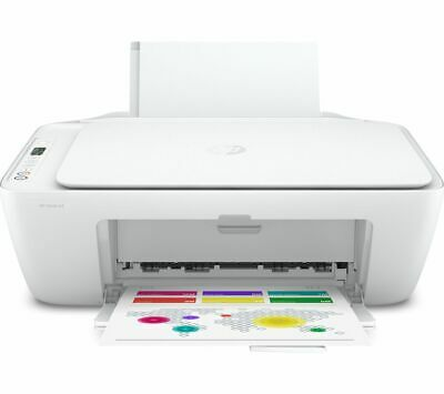 HP DeskJet 2710 All-in-One Printer With Start  Inks Print Copy Scan WIFI 305 Ink • 54.99£