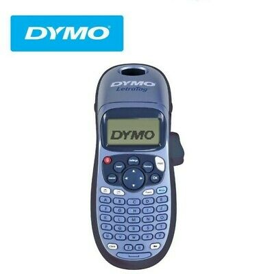 Dymo LetraTag LT-100H Handheld Thermal Printer - Blue (FREE DELIVERY, FREE TAPE) • 24.55£