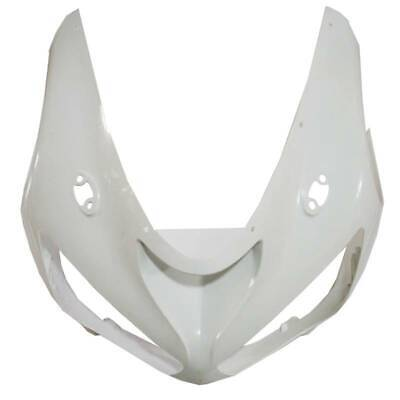$59.36 • Buy Unpainted ABS Front Upper Fairing Nose Cowl Fit For KAWASAKI ZX6R ZX636 05-06 US
