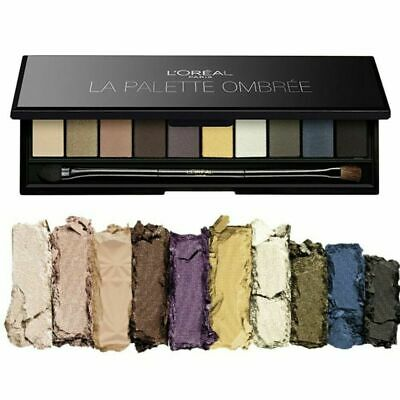 AU9 • Buy LOreal Colour Riche Eyeshadow LA Palette Ombre COOL 7g ✈️SAME DAY SHIPPING