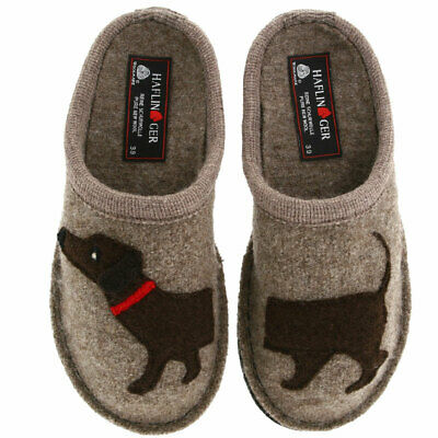 Haflinger Slippers Doggy Earth Size 40 • 63.60£