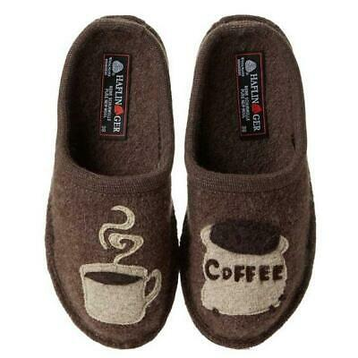 Haflinger Slippers Coffee Earth Size 36 • 63.77£