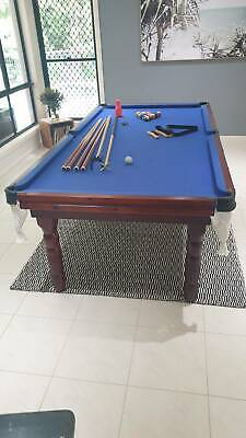 AU1200 • Buy Pool Table/Eight Ball Table (8ft X4ft) Great Condition, Includes Accessories