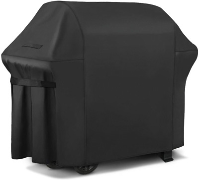 $ CDN46.83 • Buy 64  BBQ Grill Cover Large For Weber Genesis II 4 Burner & Char Broil Gas Grills