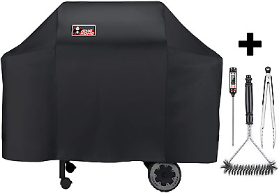 $ CDN91.14 • Buy 53  BBQ Grill Cover 7573/7106 For Weber Spirit 200, 300 & Genesis Silver A, B