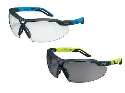 £13.99 • Buy Uvex Safety Glasses I-5 Adjustable Arms Anti-Fog Lens. Work, Cycle, Sports