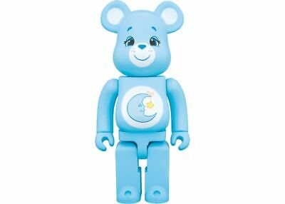 $349.99 • Buy Bedtime 400% Bearbrick Care Bears Medicom Be@rbrick 2019 Limited Rare Baby Blue