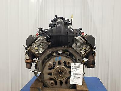 $850 • Buy 2003 JEEP LIBERTY 3.7 Engine Motor Assembly 144730 Miles No Core Charge
