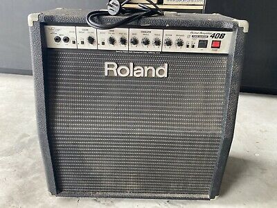 AU300 • Buy Roland 408 Guitar Amp - Quad Combo