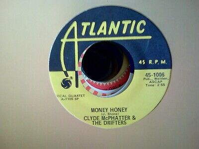 £10 • Buy Clyde Mcphatter And The Drifters The Way I Feel