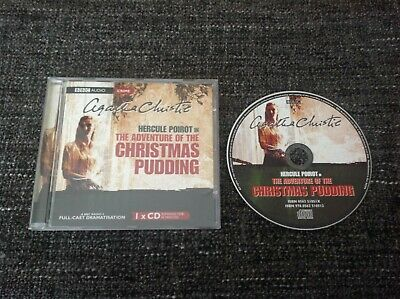£7.95 • Buy The Adventure Of Christmas Pudding By Agatha Christie CD Audiobook BBC Radio 4