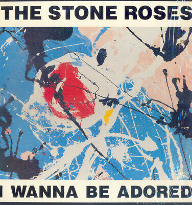 The Stone Roses - I Wanna Be Adored (12 , Single) • 34.49£