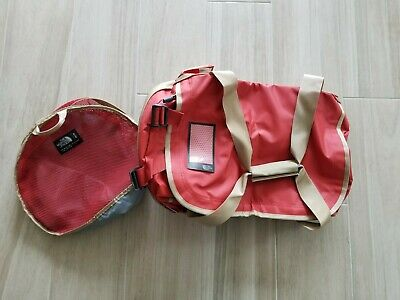 The North Face Protect Base Camp Duffel, Basecamp Red.  Beautiful Bag! • 85.08£