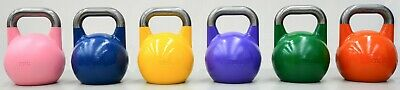 AU55 • Buy Competition Kettlebell - Steel  - 8, 12, 16, 20, 24, 28kg  NEW STOCK