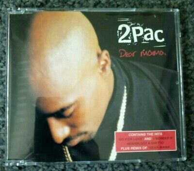 2Pac - Dear Mama (CD Single) 1999 • 4.99£