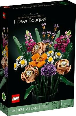 AU119 • Buy LEGO CREATOR 10280 Flower Bouquet BRAND NEW And SEALED