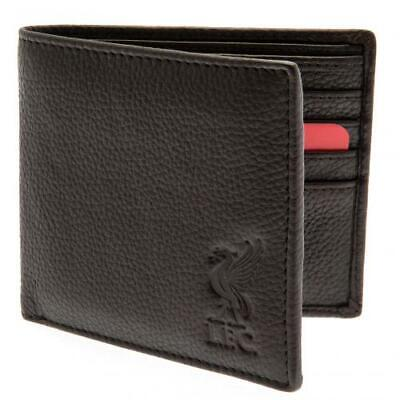 £26 • Buy Liverpool Fc Official Brown Colour Leather Wallet - Football Gift, Lfc