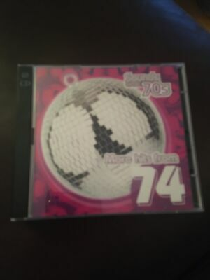 Various Artists - Sounds Of The 70's: More Hits From 1974 (Time Life 2 CD 2000) • 34.75£