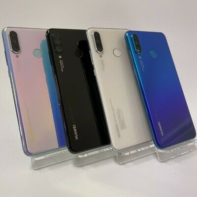 £149 • Buy Huawei P30 Lite 128GB | Unlocked | Black, Blue, Crystal, White | Android Mobile