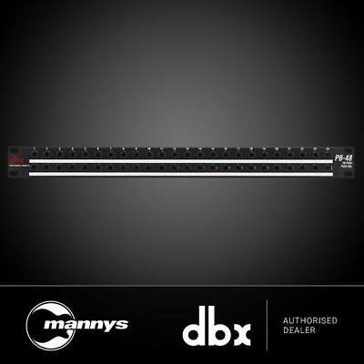 AU199 • Buy DBX PB48 48 Point Patch Bay