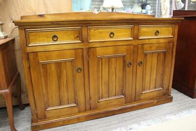 AU495 • Buy A Vintage Rustic Timber Sideboard - Cabinet - Cupboard