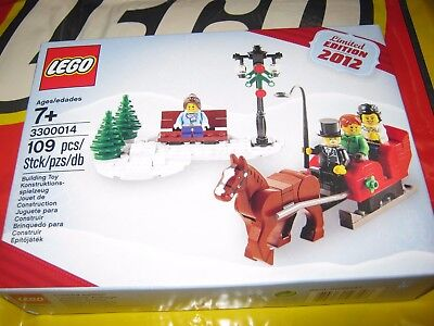 NEW SEALED LEGO Christmas Set 3300014 Limited Edition 2012 Exclusive Promo Lot B • 39.99£
