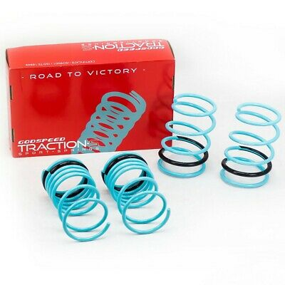 $145 • Buy Godspeed Project Traction-S Lowering Springs For Subaru Impreza WRX (GD) 2002-03