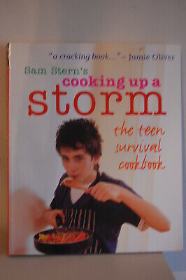 £1.45 • Buy Sam Stern's Cooking Up A Storm - The Teen Survival Cook Book