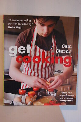 £1.45 • Buy Sam Stern's Get Cooking- Cook Book